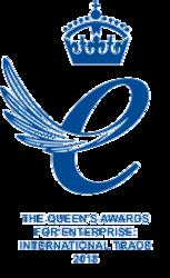 The Queen's award for Enterprise